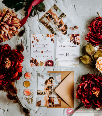 Zaproszenia Ślubne - Najlepsze Zaproszenia, Zaproszenia ślubne Sochaczew