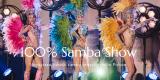 Tancerki samby  - 100% Samba Show, Warszawa - zdjęcie 3