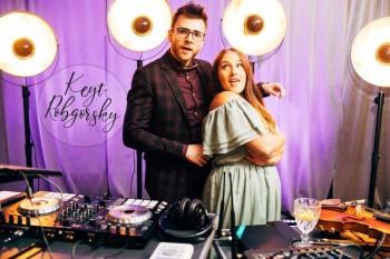 Robgorsky DJ & Katarzyna Kołodziej Keyt | DJ konferansjer + skrzypce, DJ na wesele Krynica-Zdrój