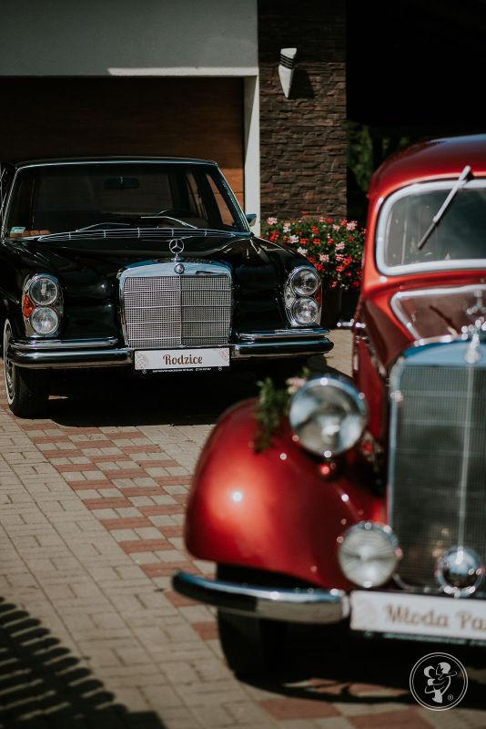 Zabytkowe Mercedesy 1950r i 1967r do Ślubu !!! IDEAŁY !!!, Gdańsk - zdjęcie 1