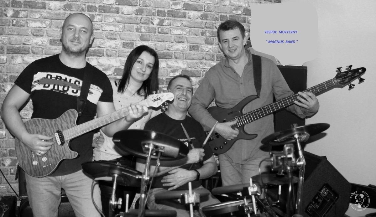 Zespół MAGNUS Band - gramy 100% live, Gostyń - zdjęcie 1