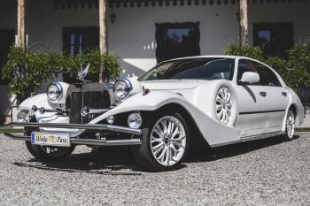 Lincoln Excalibur , Mercedes Klasa S, Samochód, auto do ślubu, limuzyna Stalowa Wola