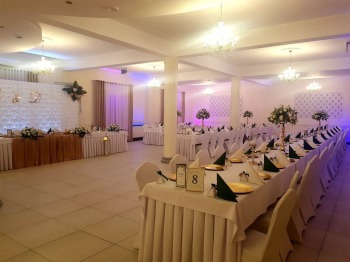 Sala weselna BAHAMA, Sale weselne Starachowice