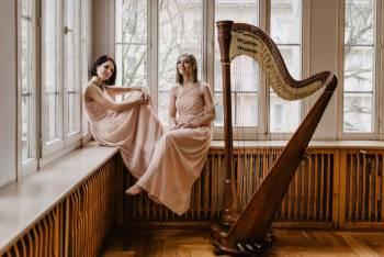 Maj Duo - Duet fletowo-harfowy, Oprawa muzyczna ślubu Bydgoszcz