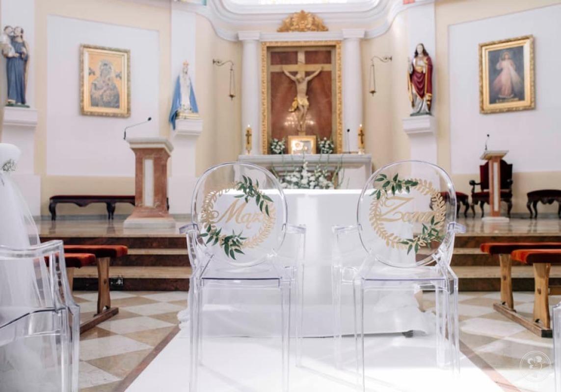 Ślubne Decu - Rękodzieło i Dekoracje Ślubne Joanna Pawlicka, Lipno - zdjęcie 1