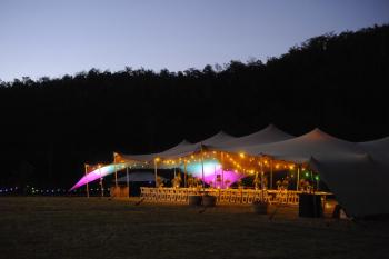 Namioty na wesele - TentUp Namioty Stretch, Wypożyczalnia namiotów Kostrzyn