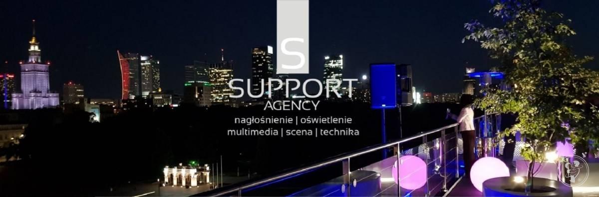 Support Agency Nagłośnienie Oświetlenie Multimedia, Warszawa - zdjęcie 1