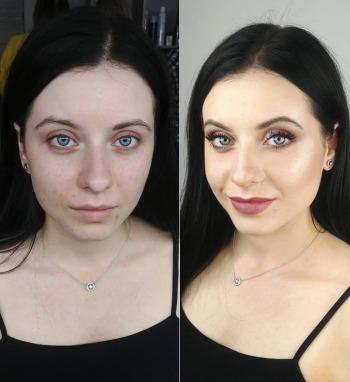 Makijaż ślubny #crueltyfree make-up artist Marta Długołęcka, Makijaż ślubny, uroda Gdańsk