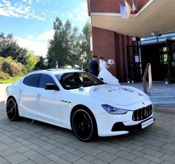 * Maserati SQ4 * 500KM * Ferrari *Samochód marzeń*  PremiumCars.Vip, Samochód, auto do ślubu, limuzyna Tarnowskie Góry