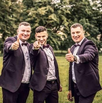 RSR Zespół Muzyczny z DJ'em i wodzirejem, Zespoły weselne Gdynia