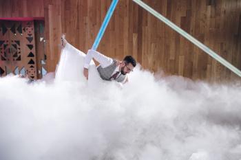 Ciężki dym najwyższej jakości, Taniec w chmurach, Ciężki dym Tomaszów Mazowiecki