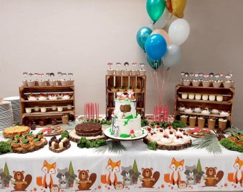 Słodki kącik, słodki stół, sweet table, Słodki stół Gdynia