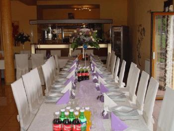 Restauracja Arachid, Sale weselne Radzionków