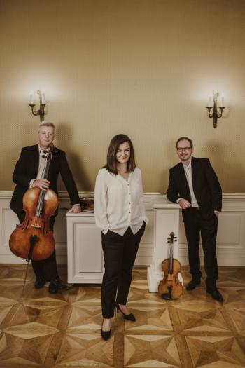 Trocken Trio - trio smyczkowe, Oprawa muzyczna ślubu Świątniki Górne