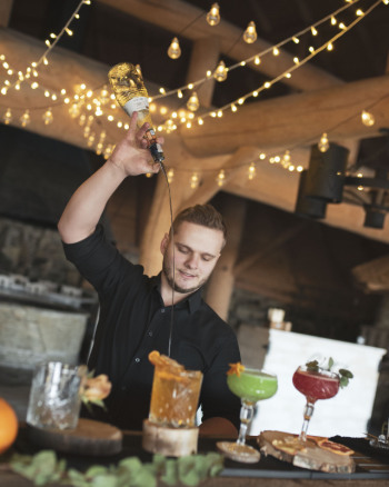 Zaszejkerowani | Bar na wesele | Barman | Drink Bar, Barman na wesele Częstochowa