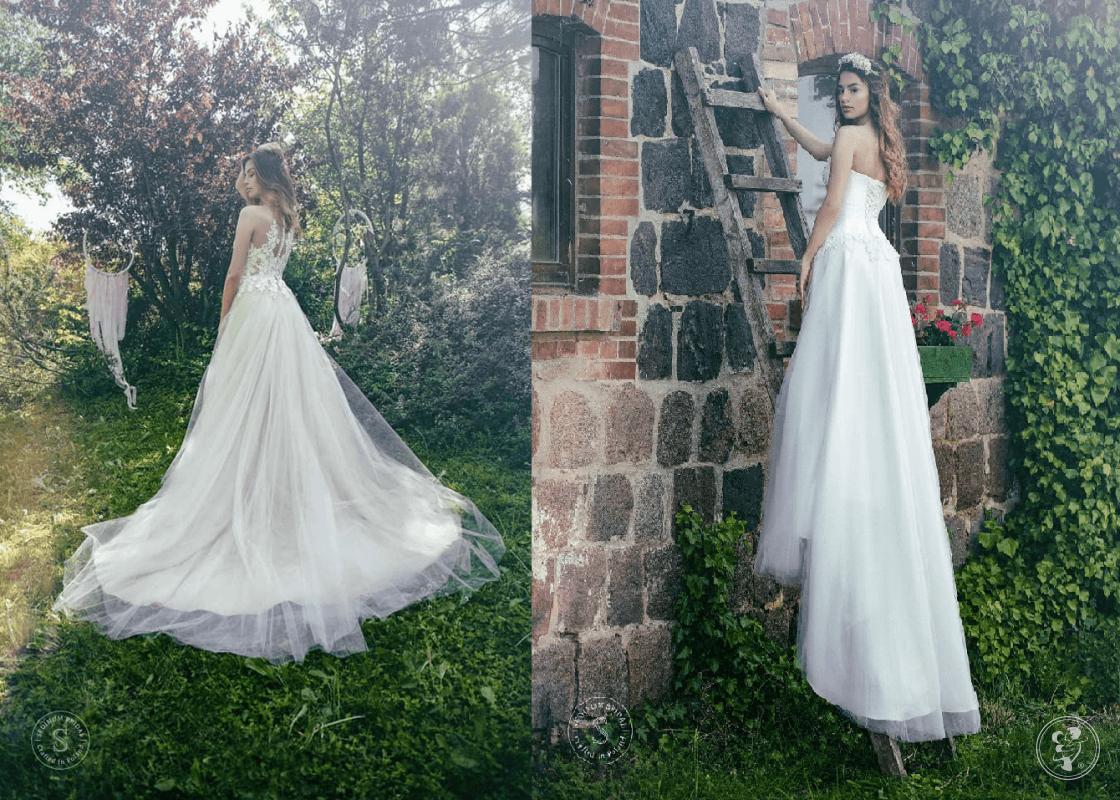 Salon Mody Ślubnej Joanna. Suknie Agnes, Duber, Ve, Nowy Tomyśl - zdjęcie 1