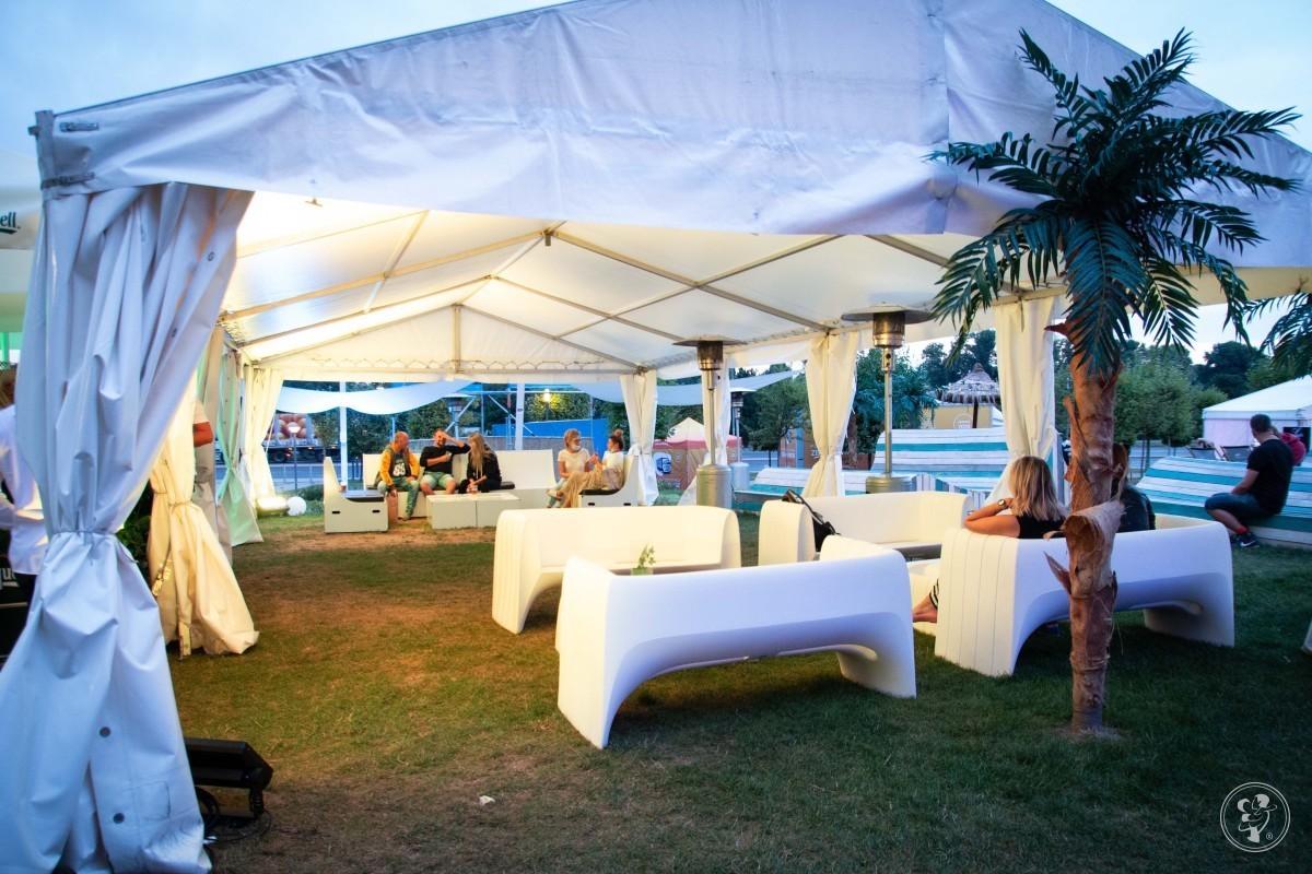 Wynajem namiotów, mebli, dekoracji, oświetlenie i multimediów, Komorniki - zdjęcie 1