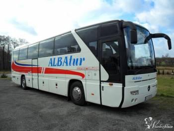 Luksusowy autokar do ślubu, Wynajem busów Żywiec