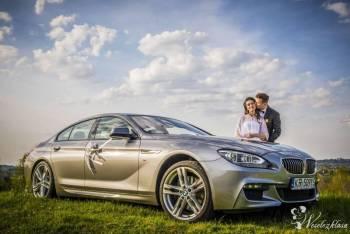 Zachwycające BMW Gran Coupe M Sport Edition, Samochód, auto do ślubu, limuzyna Szczucin