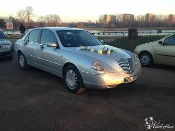 Wyjątkowa Lancia Thesis, Samochód, auto do ślubu, limuzyna Lipsko