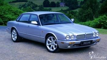 Jaguarem do Ślubu, Jaguar Xj - 600zł Całość, Samochód, auto do ślubu, limuzyna Czarna Woda
