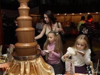 Fontanna czekoladowa, czekoladowa fontanna,  Katowice