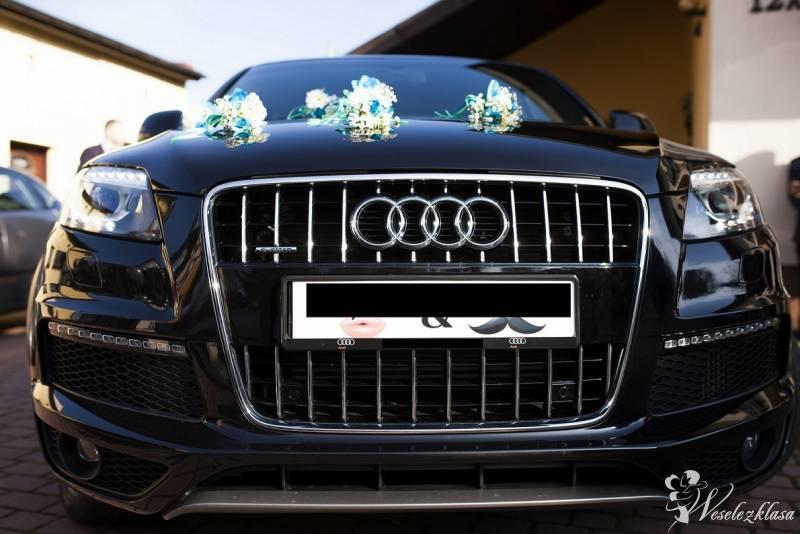 Auto do ślubu,Przepiękne Audi Q7 2013r!, Zawiercie - zdjęcie 1