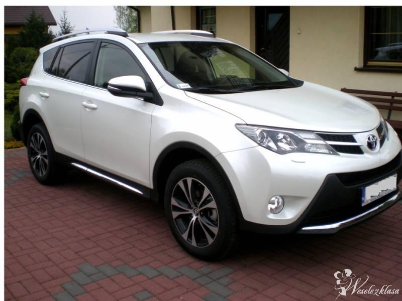 *Biała* perła Toyota RAV 4 SUV, Łask - zdjęcie 1