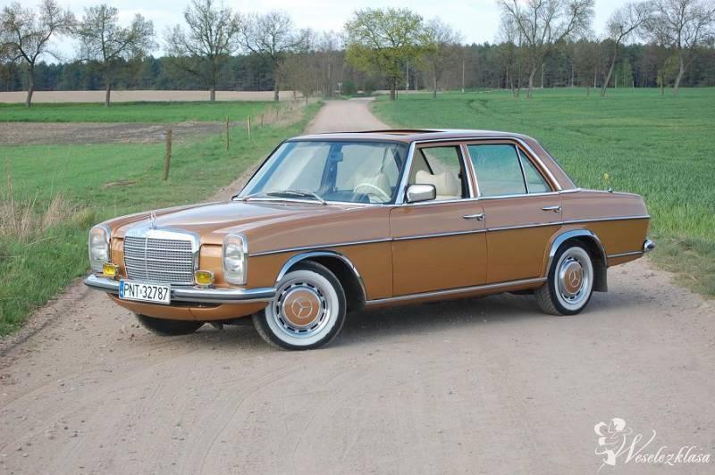 Auto do ślubu - Mercedes - Pastuszka Auto Wynajem, Zbąszyń - zdjęcie 1