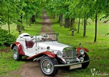 MERCEDESEM z lat 30-tych XX wieku do ślubu!!!, Samochód, auto do ślubu, limuzyna Polkowice