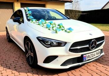 Nowy Mercedes CLA 200, Nissan Qashqai - SUPER OFERTA, Samochód, auto do ślubu, limuzyna Dębica