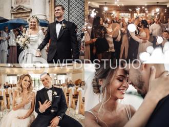 WEDDSTUDIO - Your Love Story. I 4k I Dron I 2 - 4 operatorów. Vid+Foto,  Kraków