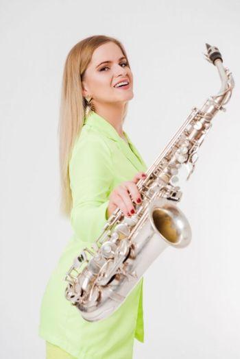 Saksofonistka wesele, ślub, event/ saksofon / saksofonista / flet, Oprawa muzyczna ślubu Wyszków