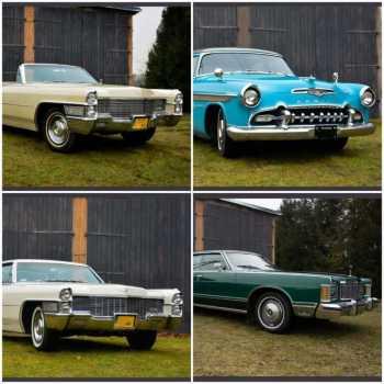 CADILLAC DEVILLE MERCURY MARQIS DESOTO FIREDOME BMW 740 750, Samochód, auto do ślubu, limuzyna Zdzieszowice