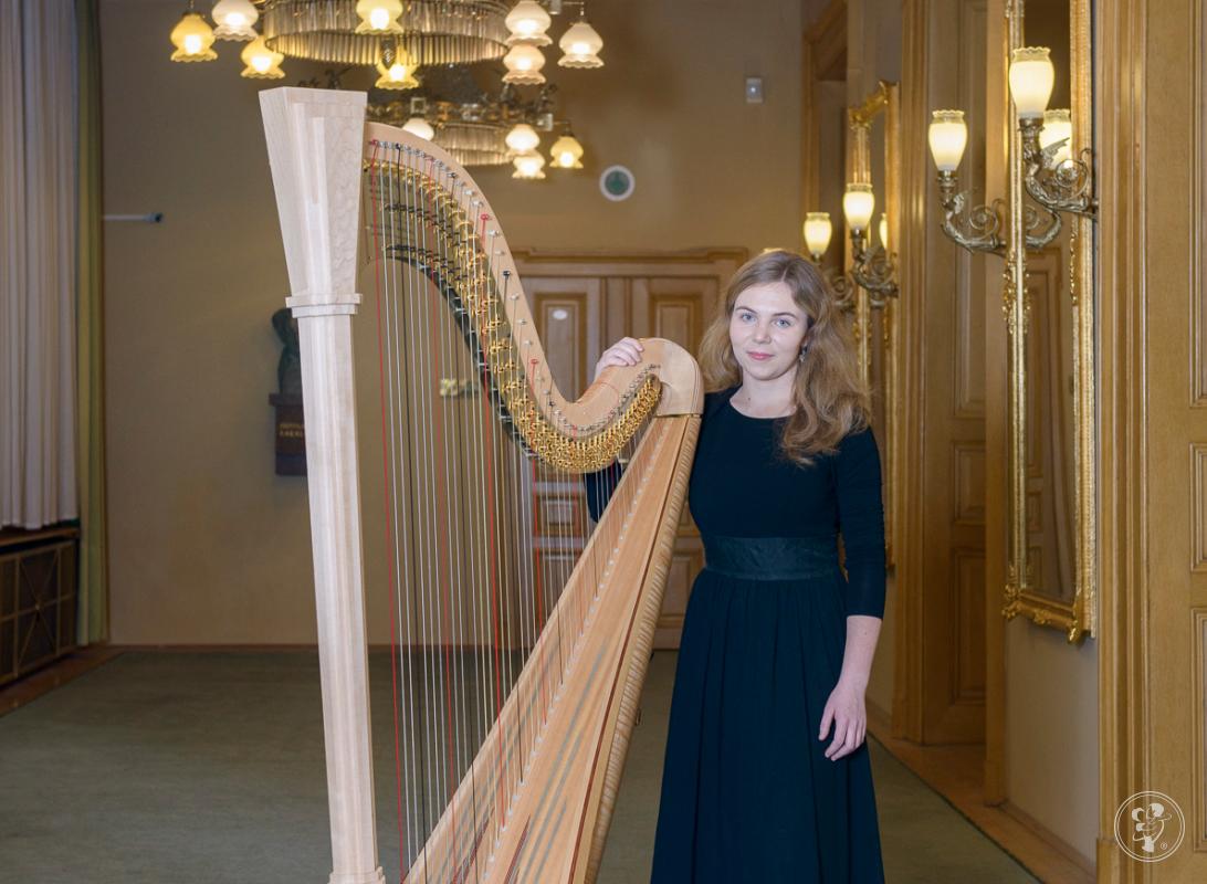 Harfa - oprawa muzyczna ślubu, Bielsko-Biała - zdjęcie 1