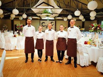 Catering na wesele, catering weselny: menu szyte na miarę, Catering Wąchock
