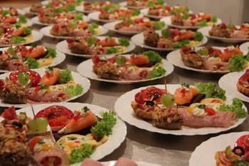 Catering na wesele, catering weselny: Restauracja Feniks, Catering Sosnowiec
