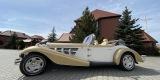 Auta do ślubu RETRO - Mercedes & Morgan, Zabrze - zdjęcie 3