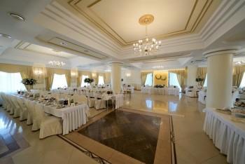 Restauracja Pallatia, Sale weselne Słomniki