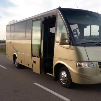 Transport busami – szybko i bezpiecznie, Wynajem busów Ciechanów