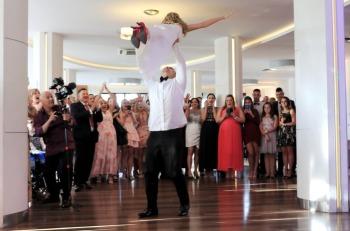 Wyjątkowa choreografia PIERWSZEGO TAŃCA - lekcje indywidualne, Szkoła tańca Prabuty