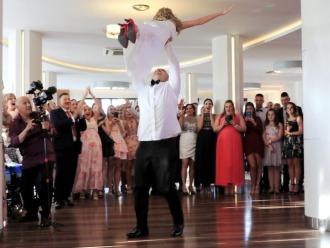 Wyjątkowa choreografia PIERWSZEGO TAŃCA - lekcje indywidualne,  Gdynia