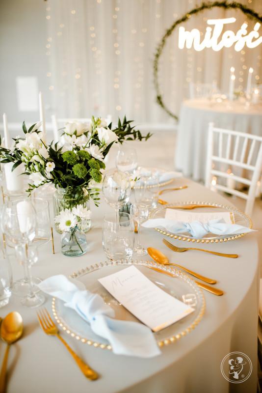Dekoracje ślubne weselne KWIATY I PATYKI, Bielsko-Biała - zdjęcie 1
