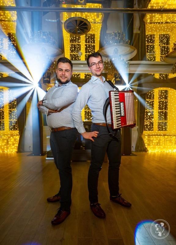 Party Makers - duet DJ i wodzirej/konferansjer + akordeon, Radom - zdjęcie 1