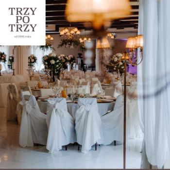 Restauracja Trzy po Trzy, Sale weselne Białystok