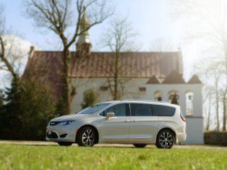Chrysler Pacifica Limited 8-mio osobowe auto na wyjątkowe okazje.,  Szczecin