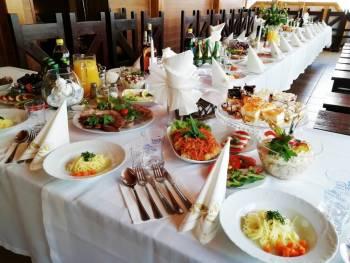 Restauracja Merkury, Sale weselne Starachowice