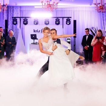 DJ Kris Cross na wesele SAX KONFERANSJER CIĘŻKI DYM DEKORACJA ŚWIATŁEM