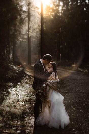 Romantyczna fotografia ślubna + 100 proc. ZWROTU ZADATKU !!!