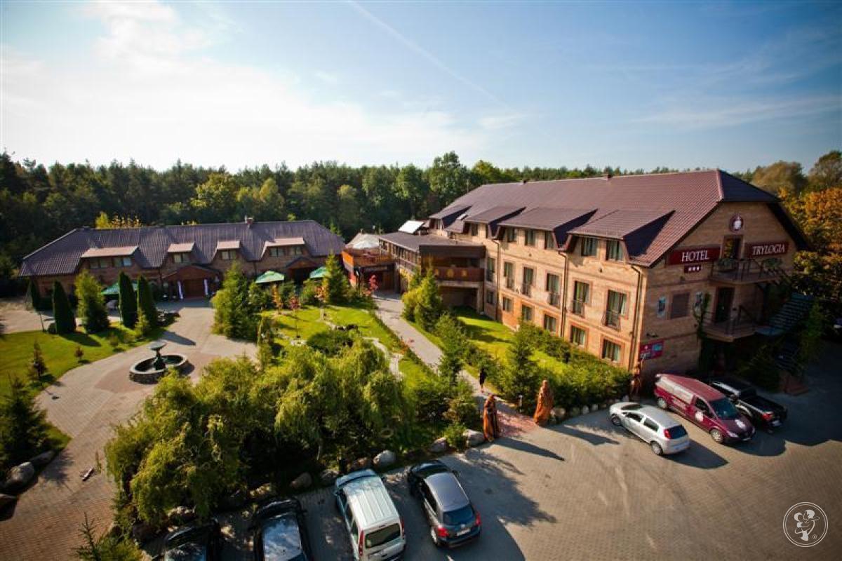 Hotel Trylogia, Zielonka - zdjęcie 1